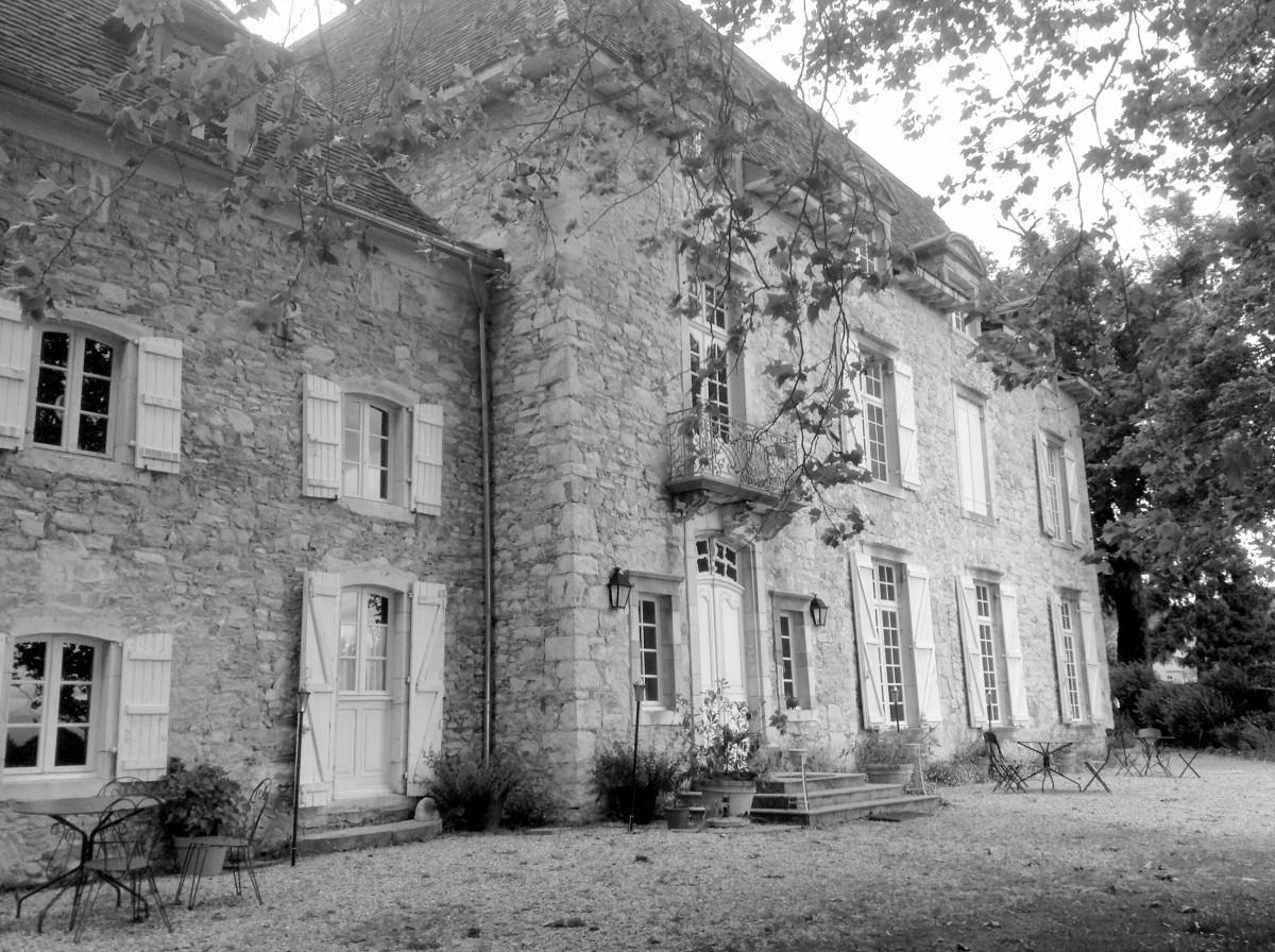 Château d'Orion (Region Aquitaine, Frankreich)