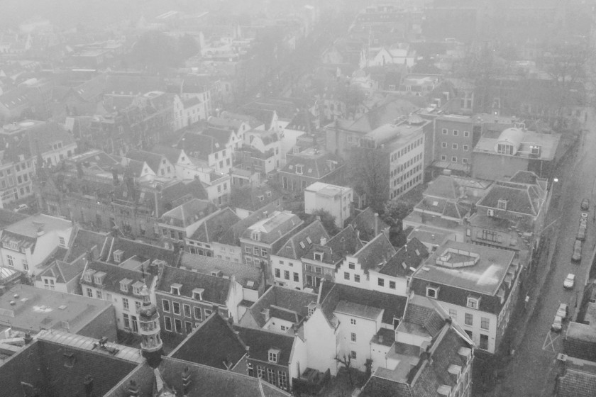 Utrecht - Ausblick Domtoren (Foto: Theresa Arlt)